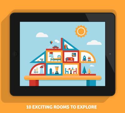 Playhaus iPad app