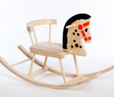 The Wooden Horse rocking horse