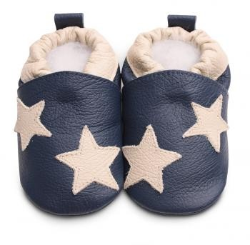 Shoo Shoos Classic Navy Star