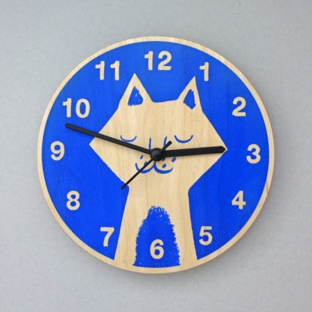 Lisa Jones clock