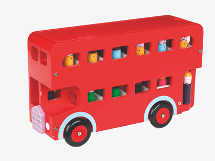 Habitat London Bus