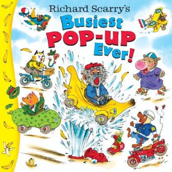 Richard Scarry's Busiest Pop-Up Ever