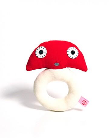 Esthex Minnie Mushroom Rattle