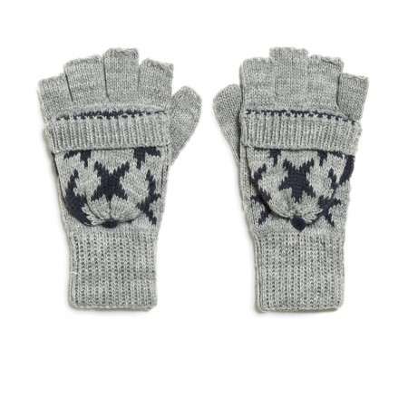 Zara fingerless gloves
