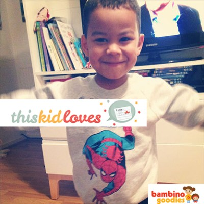 This Kid Loves… Finley, 3