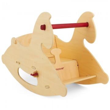 Hippychick Wooden Rocking Horse