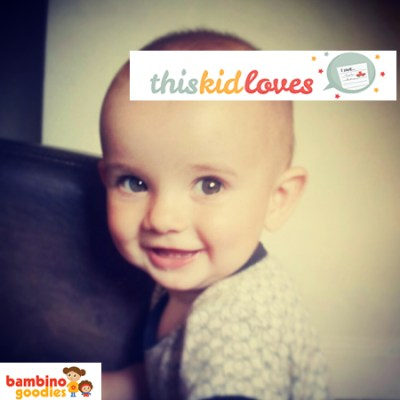 This Kid Loves… Barney, 11 months