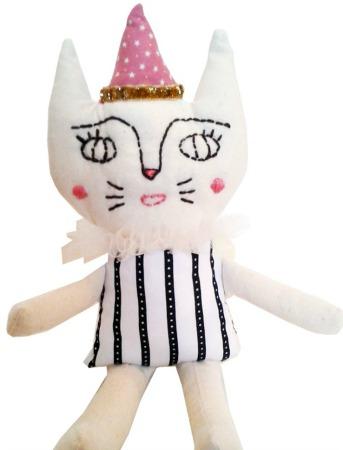 Julia Staite Celeste cat toy