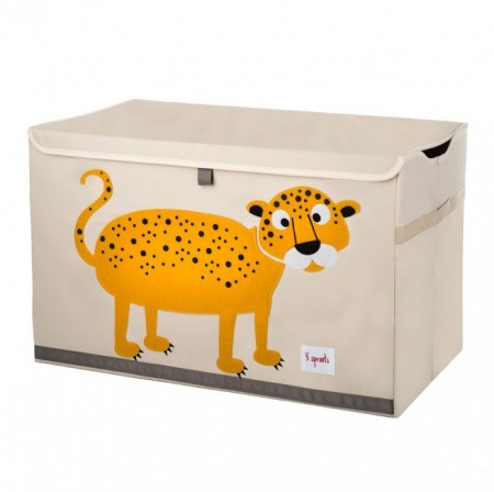 3 Sprouts leopard