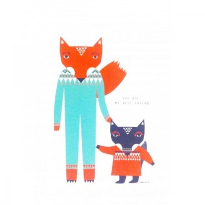 Donna Wilson Best Friends prints