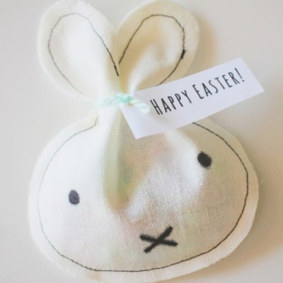 Make Your Own: Miffy inspired treat bags