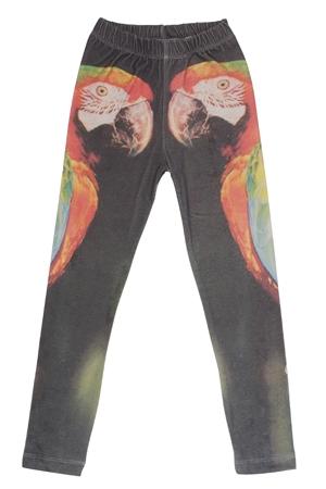 Pop Up Shop parrot leggings