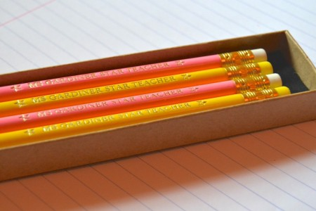 Pobble & Ping pencils