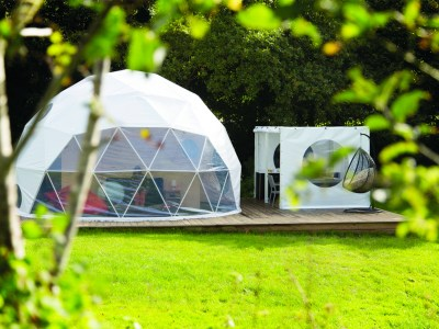 Glisten Camping – A glamping hotspot in south west France