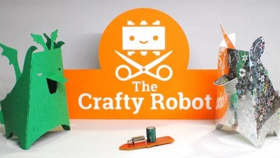 The Crafty Robot