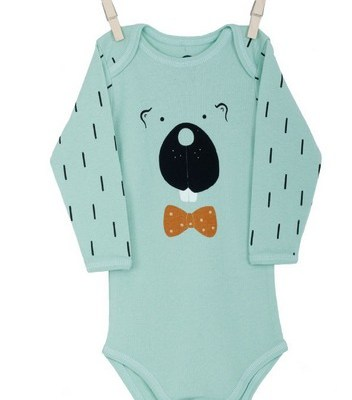 Organic baby clothing from Piupia
