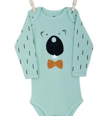 Organic baby clothing from Piupia