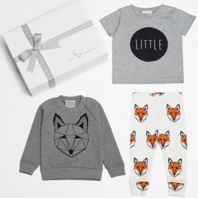Fox Baby Gift Box