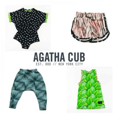 Agatha Cub childrenswear