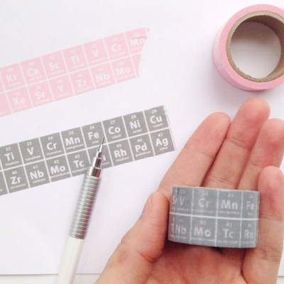 British Science Week: cool science stationery