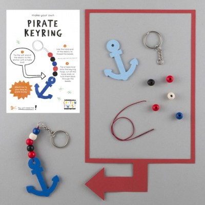 Cotton Twist pirate crafts