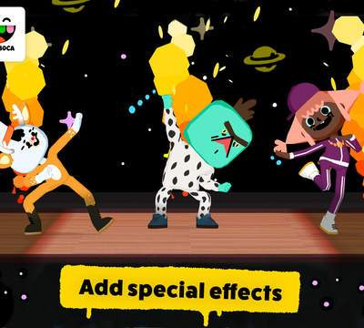 Cool app: Toca Dance