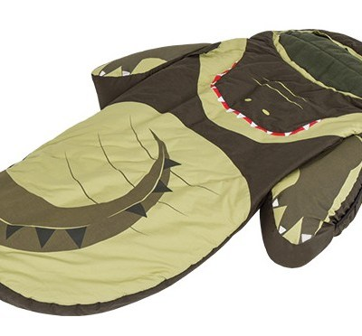 BG Approved: Crocodile Snuggle Pod