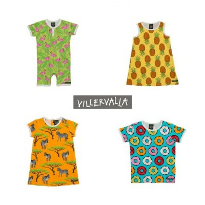 New Villervalla prints