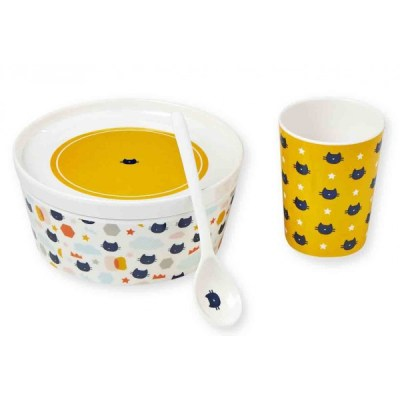 Bandjo cat table set