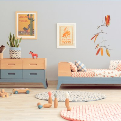 Cool Furniture Spot: Beautiful Toddler Bed