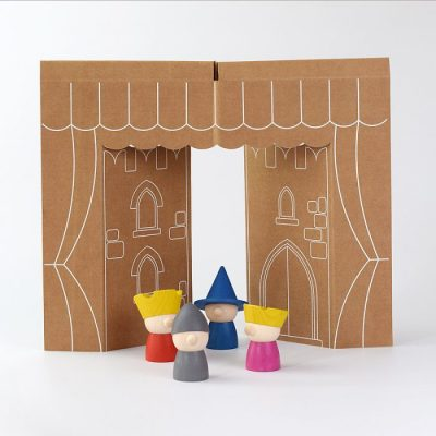 Milaniwood The Storytellers wooden toys