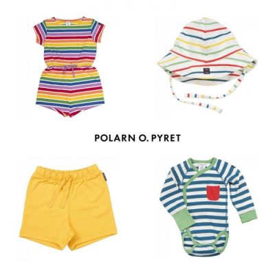 Polarn O. Pyret Same Difference unisex collection