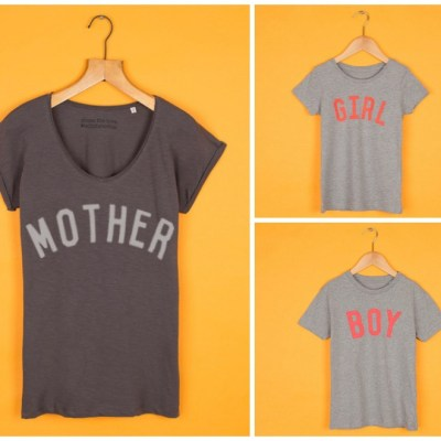 Giveaway: Win Selfish Mother tees from The FMLY Store