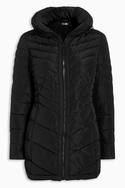 Padded Jacket (Optional Panel), £50, Next
