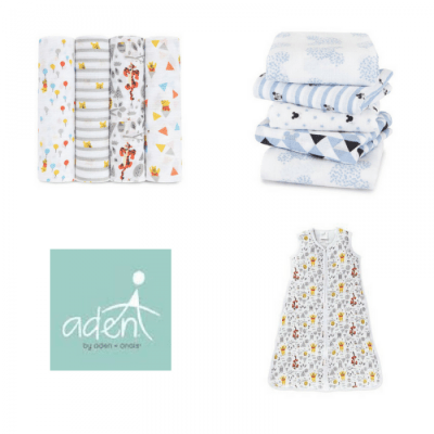 Aden by Aden + Anais/Disney giveaway