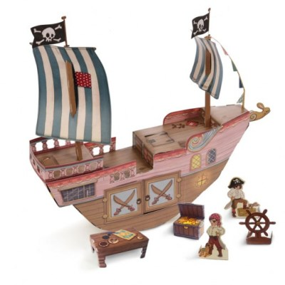 Belle & Boo Pirate Ship Kit