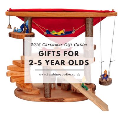 Christmas Gift Guide 2016: 2-5