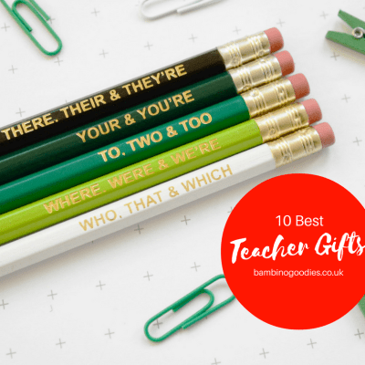 10 Best: Teacher Gifts