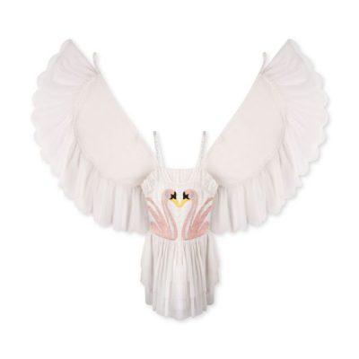 Covetable: Stella McCartney swan dress