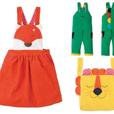 Wild Things x Frugi Collaboration
