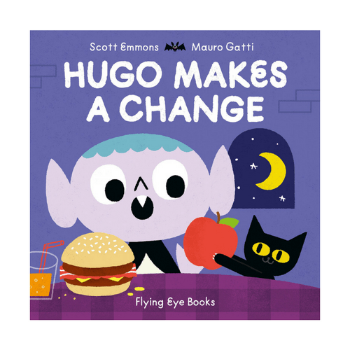 Hugo Makes a Change