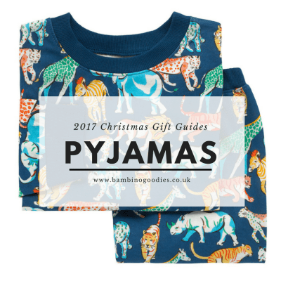 Christmas Gift Guide 2017: Pyjamas
