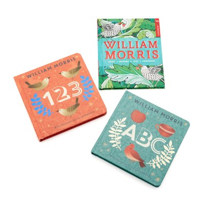 William Morris ABC & 123