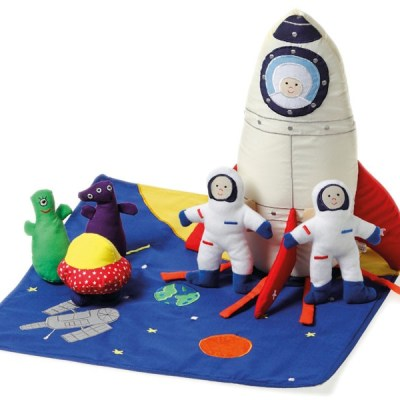 Oskar & Ellen Spaceship Playbag