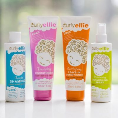 Curly Ellie haircare