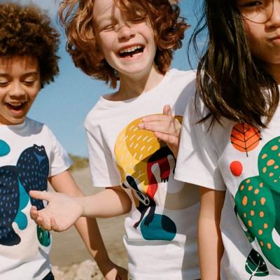 Arket x Takashi Tsushima t-shirts