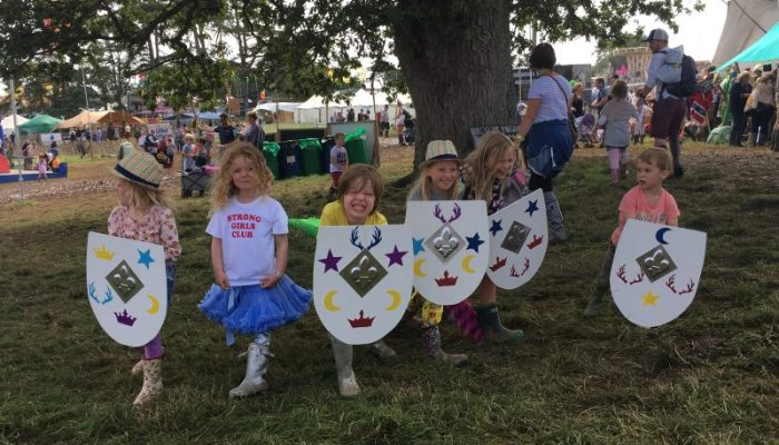 Camp Bestival family ticket giveaway