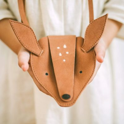 Covetable: Donsje leather woodland animal accessories