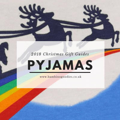 BG Christmas Gift Guide 2018: Pyjamas