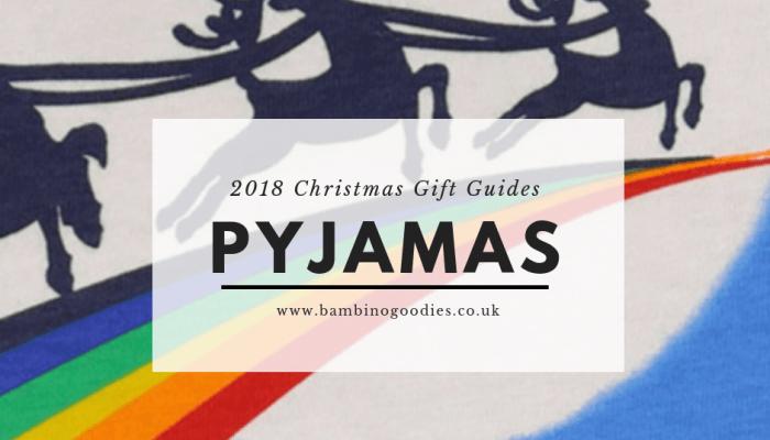 BG Christmas Gift Guide 2018: Pyjamas